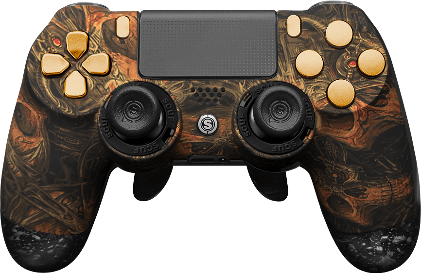SCUF Infinity 4PS Pro - Cyber Skulls