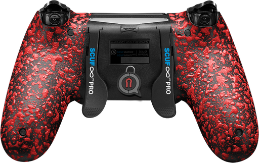 SCUF Infinity 4PS Pro - Hex Camo Red