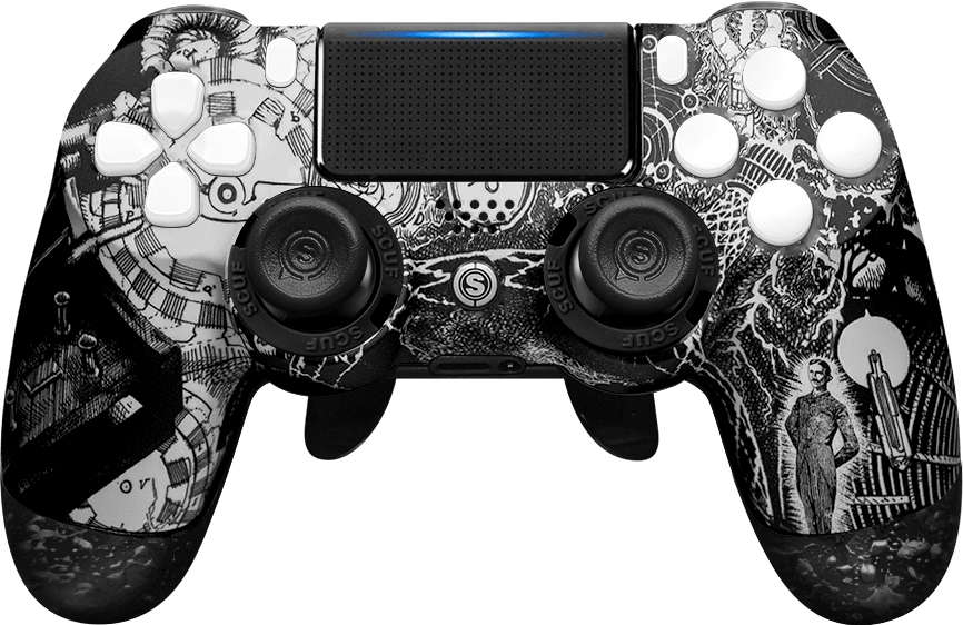 SCUF Infinity 4PS Pro - Tesla