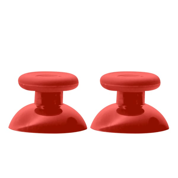 Scuf Infinity4Ps Precision Thumbsticks - Rot / Normal / Concave - Scuf Accessoires