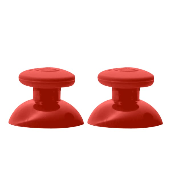 Scuf Infinity4Ps Precision Thumbsticks - Rot / Normal / Domed - Scuf Accessoires