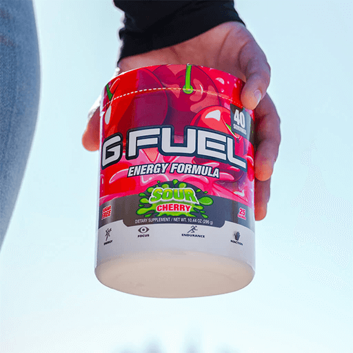 G FUEL - Sour Cherry