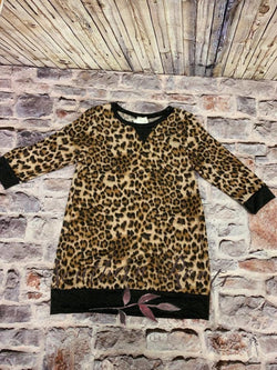 Leopard Galore Top
