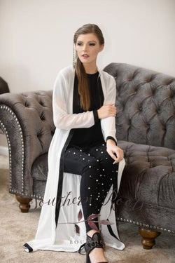 Like A Dream Maxi Cardigan