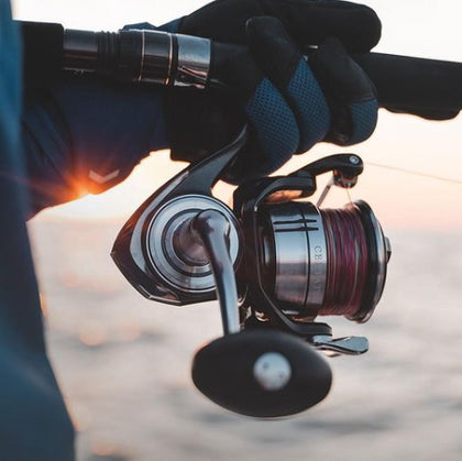 Shimano, Daiwa, Jigging Master, Maxel, Penn Fishing Reels for sale