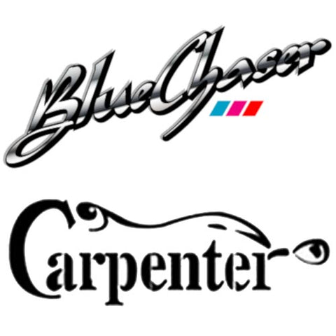 Carpenter Blue Chaser