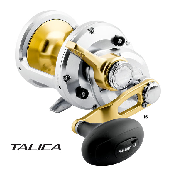 Shimano Talica - Compleat Angler Nedlands