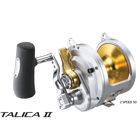 Shimano Talica II - Compleat Angler Nedlands