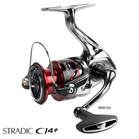 Shimano Stradic Ci4 Plus FB - Compleat Angler Nedlands