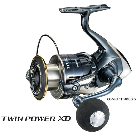 Shimano Twinpower XD 2017 - Compleat Angler Nedlands