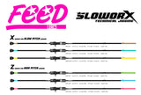 FEED SloWorx Technical Jigging - Compleat Angler Nedlands