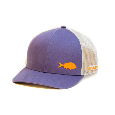 Simms Payoff Trucker Snapper Cap - Compleat Angler Nedlands