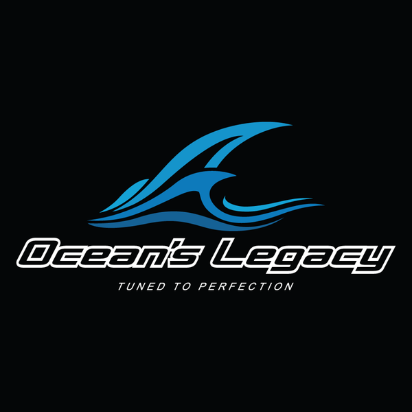Oceans Legacy Slow Element Spin - Compleat Angler Nedlands Pro Tackle