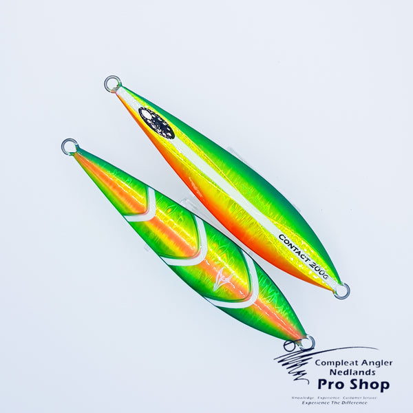 Ocean's Legacy Contact Hybrid Jig 200g - Compleat Angler Nedlands Pro Tackle