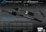 Oceans Legacy Slow Element Spin - Compleat Angler Nedlands