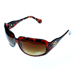 UV protection Goggle-Sunglasses Tortoise-Shell & Yellow Colored #3886
