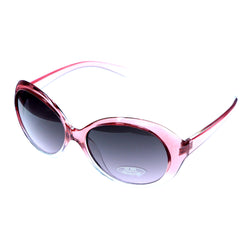 UV 400 protection Goggle-Sunglasses Pink & Gray Colored #3927