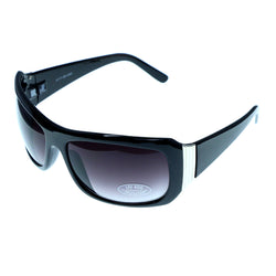 UV protection Goggle-Sunglasses Black & Purple Colored #3877