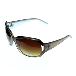 UV protection Goggle-Sunglasses Two-Tone & Brown Colored #3868