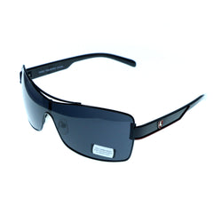 UV protection Shatter resistant Poly carbonated Goggle-Sunglasses With Logo Accents Black Color #3942
