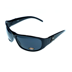 UV protection Sport-Sunglasses With Logo Accents  Black Color #3938