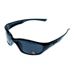 UV protection Sport-Sunglasses With Logo Accents  Black Color #3871