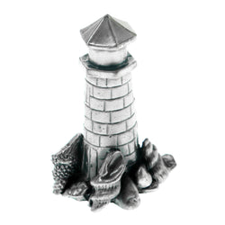 Lighthouse Candle-Snuffer Pewter Color  #CS2