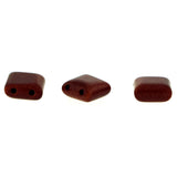 10X10mm Gemstone Spacer Goldstone Grs02