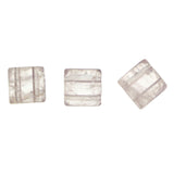 10x10mm Gemstone Rose Quartz GRS14