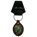 Sacrificial Religious-Keychain Red & Multi Colored #256