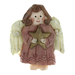 Angel Star Brooch-Pin Colorful #LQP1502