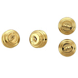 11mm Magnetic Clasp Set Maglok Goldplate Loop MC27