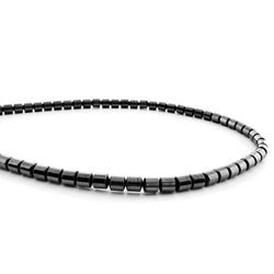 3mm Magnetic Hematite Drum Mh02