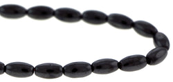 6X12mm Magnetic Hematite Rice Mh16 - Mi Amore
