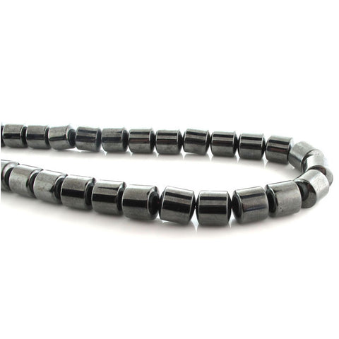 10mm Magnetic Hematite Drum MH53