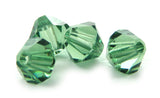4mm Swarovski Crystals Erinite S4C18 - Mi Amore