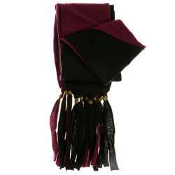 Women's Fashion Scarf - Bead Accents SFS06