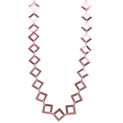 Mi Amore Adjustable Dangle-Belly-Chain Pink