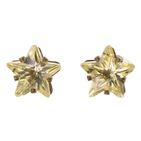 Colorful  Star Stud-Earrings #LQE2323