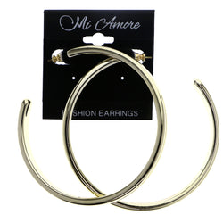 Mi Amore Dangle-Earrings Gold-Tone