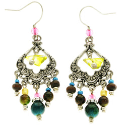 Mi Amore Dangle-Earrings Multicolor