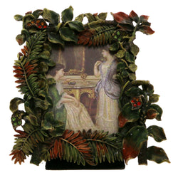 Mi Amore Fern Tree Picture-Frame Multicolor