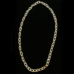 Luxury Necklace Gold NWOT