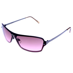 Liz Claiborne Sport-Sunglasses Dark-Gray Frame/Purple Lens