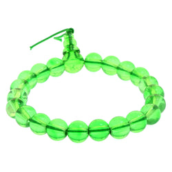 Mi Amore Stretch-Bracelet Green
