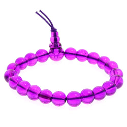 Mi Amore Stretch-Bracelet Purple
