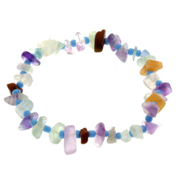 Mi Amore Stretch-Bracelet Clear/Multicolor