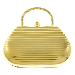 Mi Amore Clutch-Purse Gold/Gold-Tone