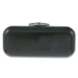 Mi Amore Clutch-Purse Pewter/Silver-Tone