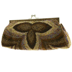Mi Amore Clutch-Purse Multicolor/Silver-Tone